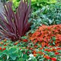 Break the horizontal planes in '07 gardens