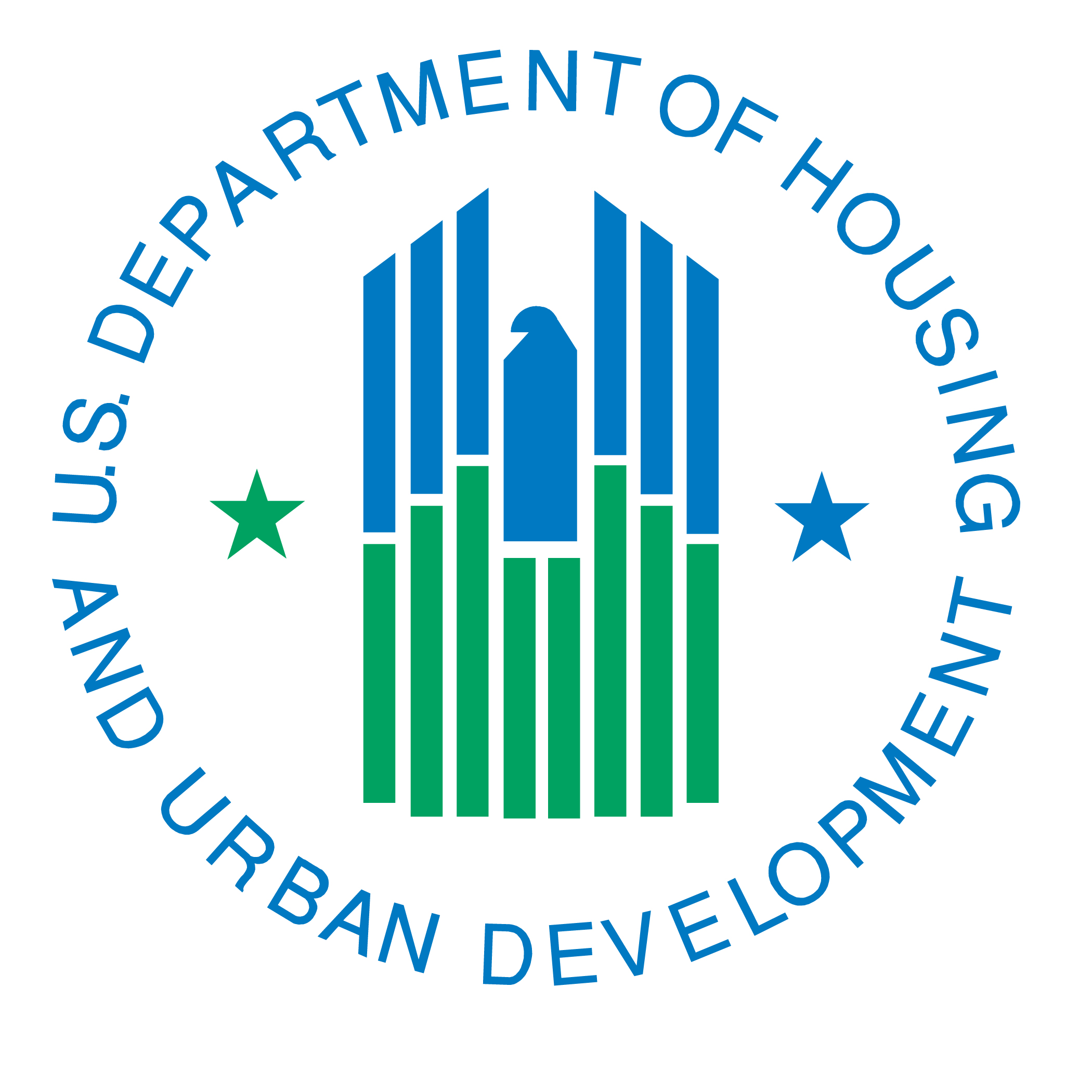 the U.S. Department of Housing and Urban Development logo.