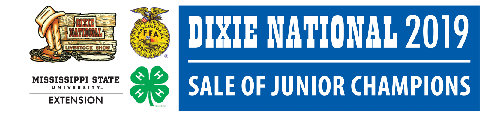 Sale of Junior Champions logo.