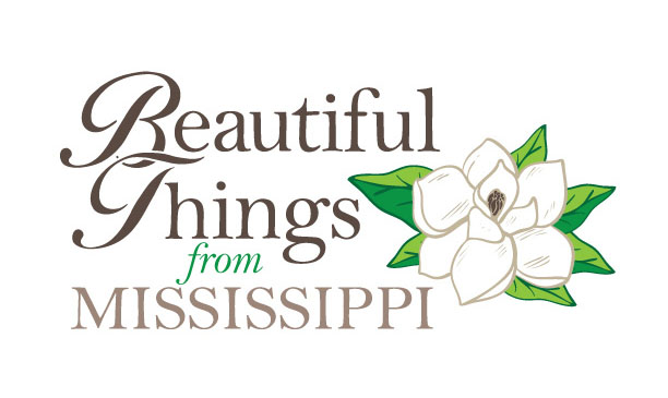 Beautiful Things from Mississippi  logo.