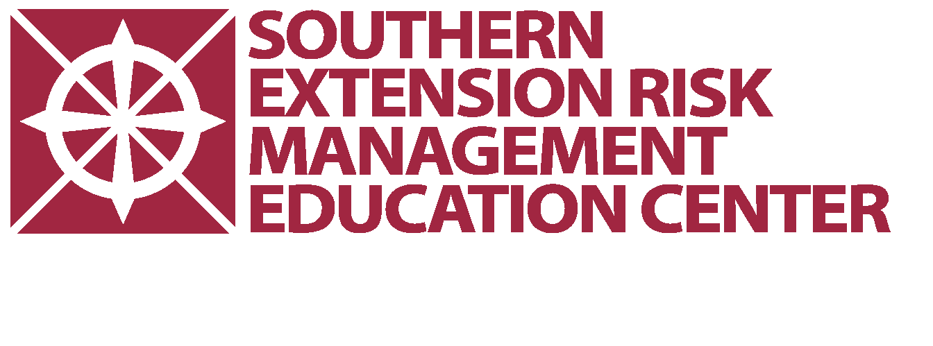 Southern Extension Risk Management Education Center logo.