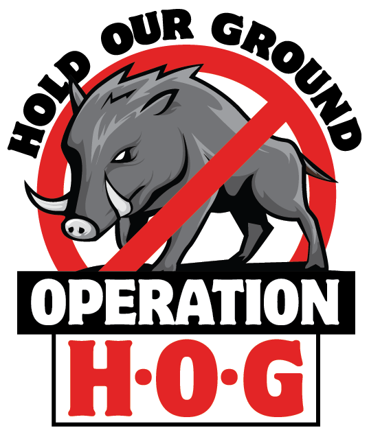 Logo for Operation HOG