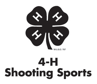 The 4-H Shooting Sports logo