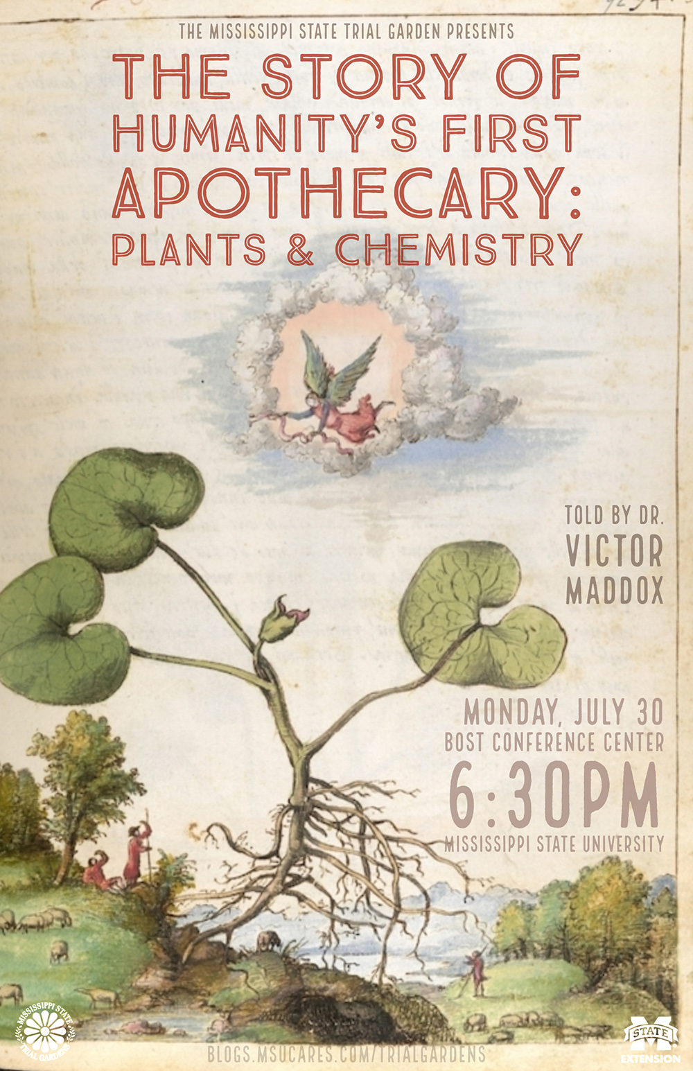 The Story of Humanity's First Apothecary: Plants & Chemistry